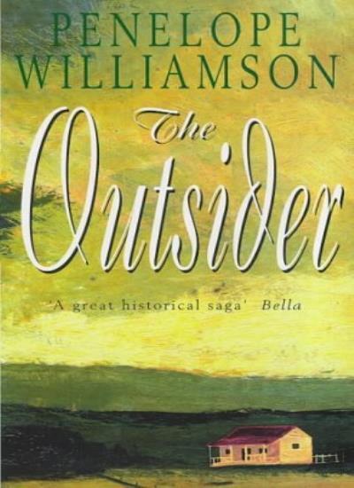 The Outsider,Penelope Williamson