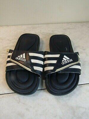 Adidas Comfort Foam Navy/White Slide
