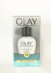 OLAY-WHITE-RADIANCE-Whitening-Dark-Spots-Lighten-Skin-SPF19-UVA-UVB-Lotion-30ml