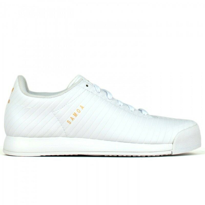 Adidas samoa e moda maschile d69840 scarpe bianche / oro d69840 maschile 20ca07
