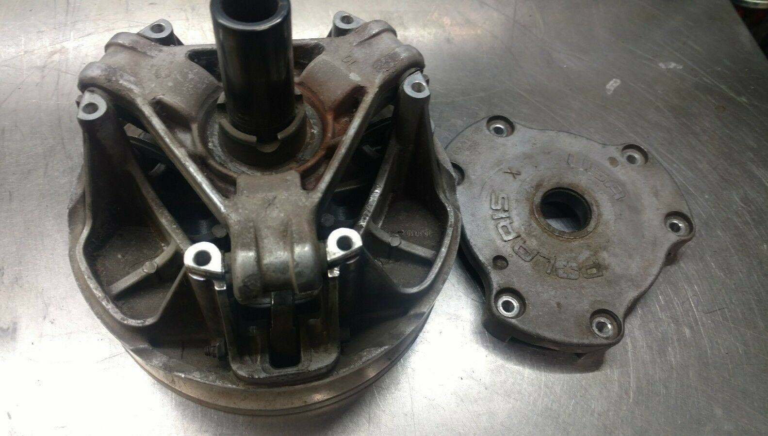 Polaris snowmobile parts clutch (parts only)