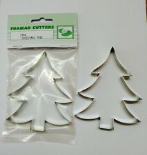 Cake Decorating Metal 259A Christmas Tree by Framar Cutters