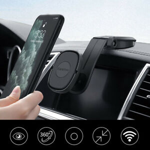 Magnet Car Air Vent Mount Cradle Holder Stand for iPhone Cell Phone Magnetic