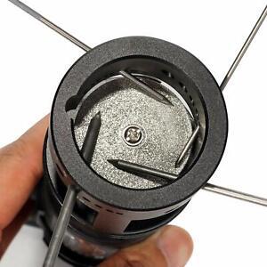 3mirrors ALUMINUM Tungsten Electrode Sharpener Grinder Head TIG Welding Tool 24