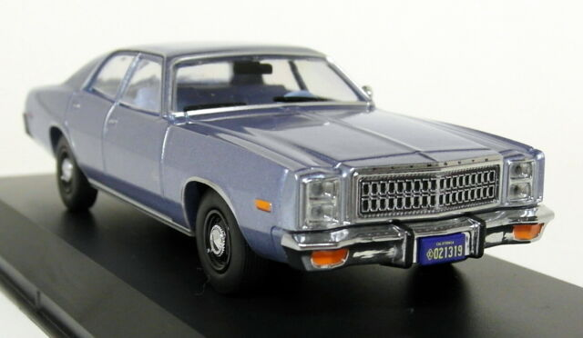Greenlight 1/43 Scale 1977 Plymouth Fury Christine R. Jenkins Diecast model car