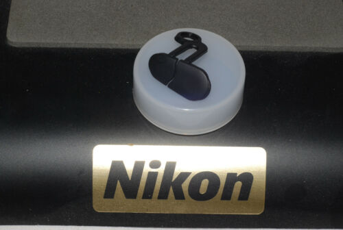 Nikon D3 D3S D3X Flash-Sync /& Remote.Genuine RUBBER DUST LID CAP COVER UK Seller