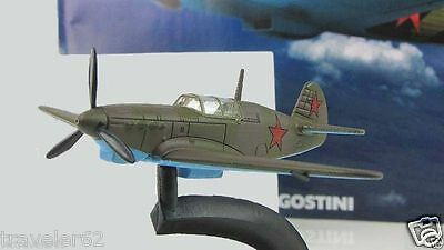 "Yak-7 DeAgostini Soviet fighter WW II mod & mag №75 ""LEGENDARY AIRCRAFT"""