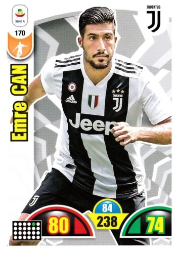 CALCIATORI ADRENALYN XL 2018-19 2018 2019 CARD BASE JUVENTUS LAZIO MILAN