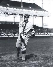 1910's Walter Johnson Pitching Conlon Photo Produced From Original Negative