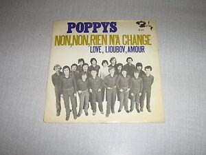 POPPYS-45-TOURS-FRANCE-NON-NON-RIEN-N-039-A-CHANGE