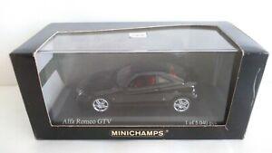 ALFA ROMEO GTV MINICHAMPS SCALA 1/43