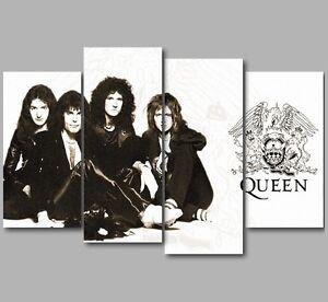 Freddie Mercury,collage split canvas prints
