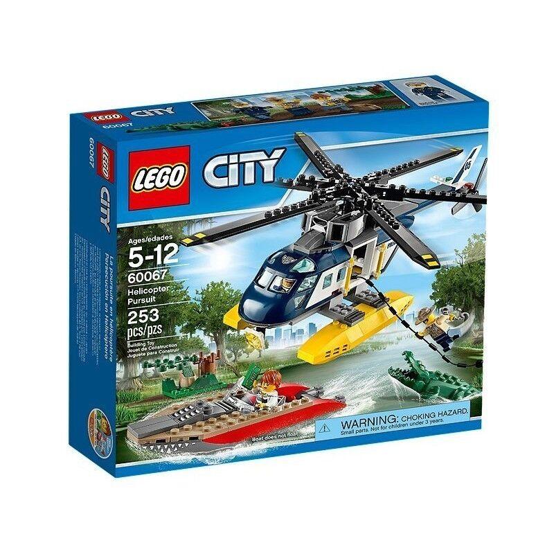 Lego 60067 - Persecución en Helicóptero - NUEVO