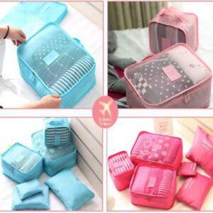 6pcs-Portable-Storage-Case-Luggage-Suitcase-Travel-Organizer-Bag-Clothes-Pouch