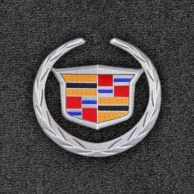 LLOYD MATS Classic Loop™ 5pc Ebony FLOOR MAT SET 2007-2010 Cadillac Escalade ESV
