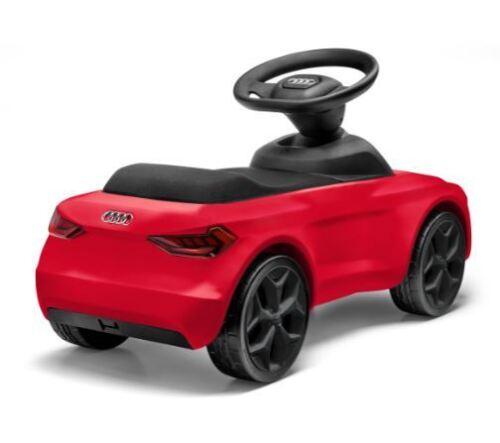 Kinderfahrzeuge Audi Junior quattro Rutscheauto Rutscherauto Rutscher Kinder rot 3201810010