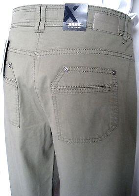 Brax Feel Good Jeans Hose 40 L32 W31/32 Neu Khaki Luxus Qualität Sportlich 2019 Offiziell