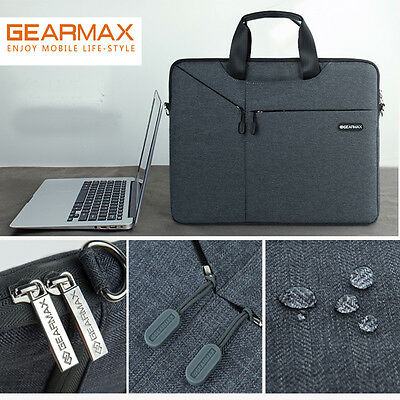 "New Gearmax Carry Hanbag laptop Sleeve Case For Macbook 11.6""12""13.3""15.4""15.6"""