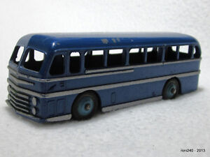 LEYLAND ROYAL TIGER by Dinky Toys made in England