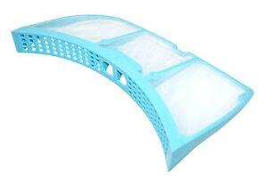 Genuine Indesit Idceg45xbhpsnl Tumble Dryer Fluff Filter Mild And Mellow Home & Garden