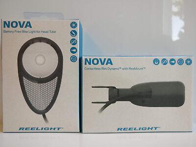 Reelight Nova Front Light for Head Tube