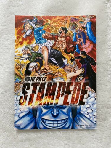 BRAND NEW ART CARD ONE PIECE:STAMPEDE RARE LIMITED COLLECTIBLE