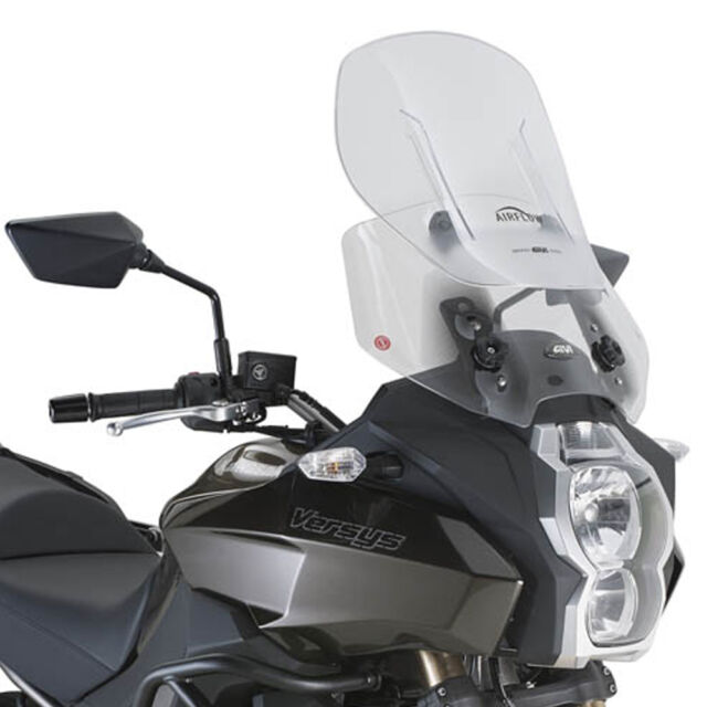 Parabrisas [ Givi ] Airflow / Corredizo - Kawasaki Versys 650/1000 - COD.AF4105