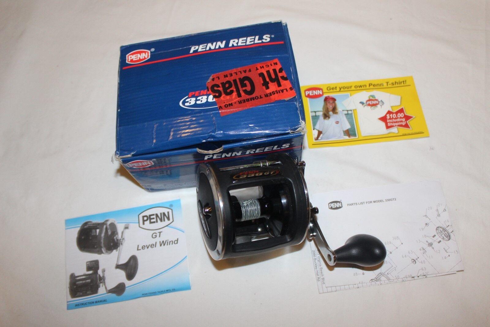 PENN 330  GT2-IM OVP-Nr-1136