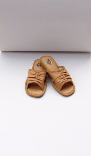 Eu product* size 5 Ladies soft leather slippers