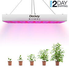Deckey 225LED Grow Light for Greenhouse Hydroponic Indoor Plants 10W