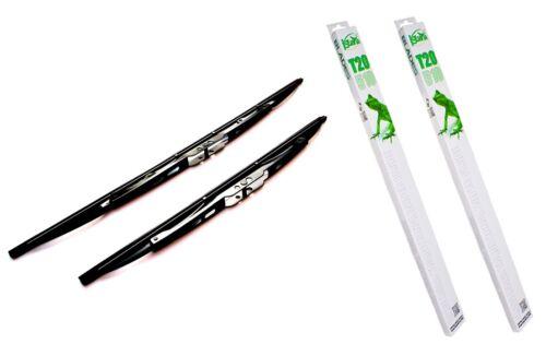 Iguana Front Wiper Blade Set IG-T24//21 High Quality Windscreen Wiper Blades