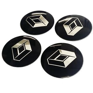 4-x-65mm-Domed-Trafic-Centre-Stickers-for-Caps-to-fit-BMW-X5-X6-3-5-Alloy-Wheels