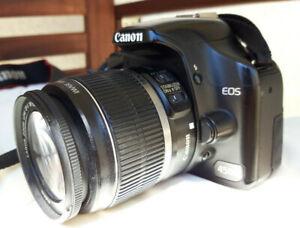 Canon-EOS-450D-objectif-18-55mm