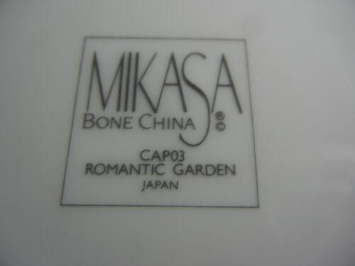 Mikasa Romantic Garden CAP03 Salad Plate s