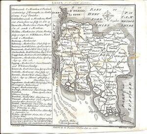Antique-map-Essex