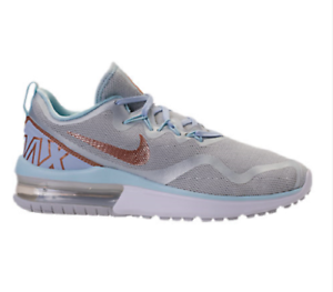 672a25d21f Nike Air Max Fury Pure Platinum/Red Bronze AA5740 005 Womens Size ...