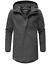 Weeds-senores-chaqueta-invierno-larga-chaqueta-Parka-abrigo-forro-calido-manakaa miniatura 5