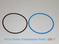 4L60E / 4L70E HI-TEMP Red Inner/ Blue Outer Servo Piston & Cover O-Ring Seal Kit