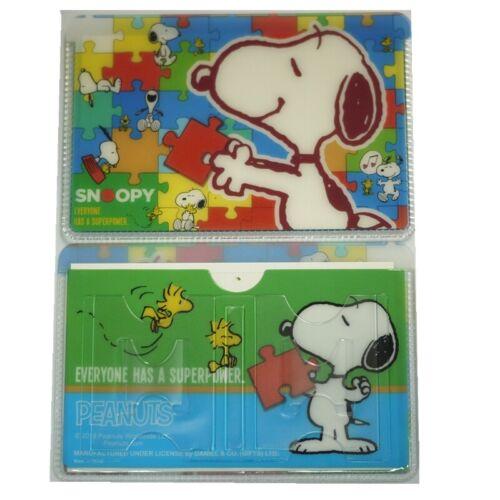 PEANUTS SNOOPY PVC CARD HOLDER 190000