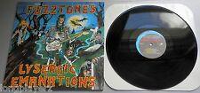 The Fuzztones - Lysergic Emanations 2006 Get Back LP