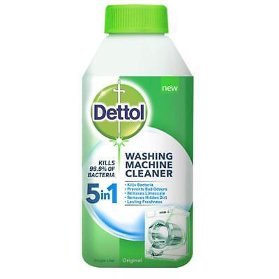 Dettol Washing Machine Cleaner 250ml X3 603305613915 Ebay