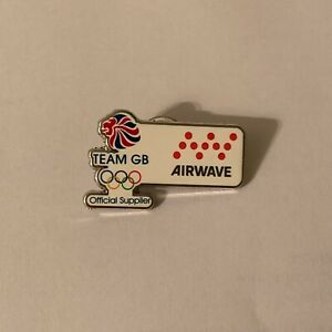 Airwave-Team-GB-London-2012-Olympic-Pin-Badge-Official-Supplier