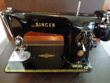 SINGER SEWING MACHINE 201K23 WOW