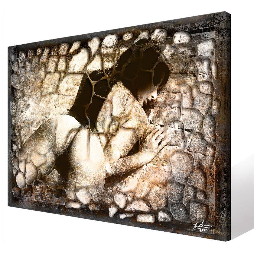 Abstrait Image sur toile femme art acte érotique art la fresque art femme pression XXL 1717 A 87fe94