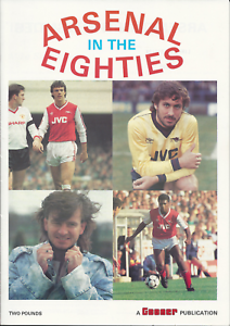 Arsenal-in-the-80s-Gooner-Publication-Magazine-Brand-New