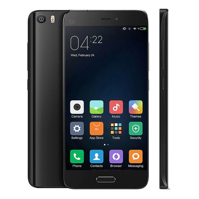 XIAOMI Mi 5 |32GB ROM|3GB RAM|QUICK CHARGE|BLACK & WHITE|DUAL SIM|4G|FINGERPRINT