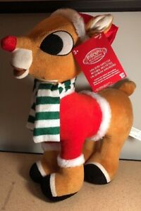 Rudolph-The-Red-Nosed-Reindeer-2017-PLUSH-CHRISTMAS-Porch-Door-Greeter-21-034