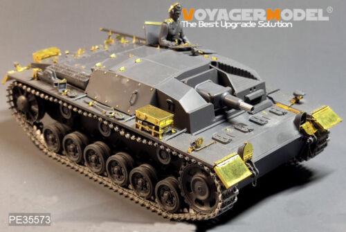 Voyager PE35573 1//35 WWII German StuG III Ausf.B Detail Set(For TAMIYA 35281)