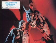 TWILIGHT ZONE: THE MOVIE 1983 9 VINTAGE LOBBY CARDS ORIGINAL LOT SPEILBERG