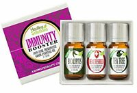 Immunity Booster Set 100% Pure, Best Therapeutic Grade Essential Oil Kit - 3/10m on sale